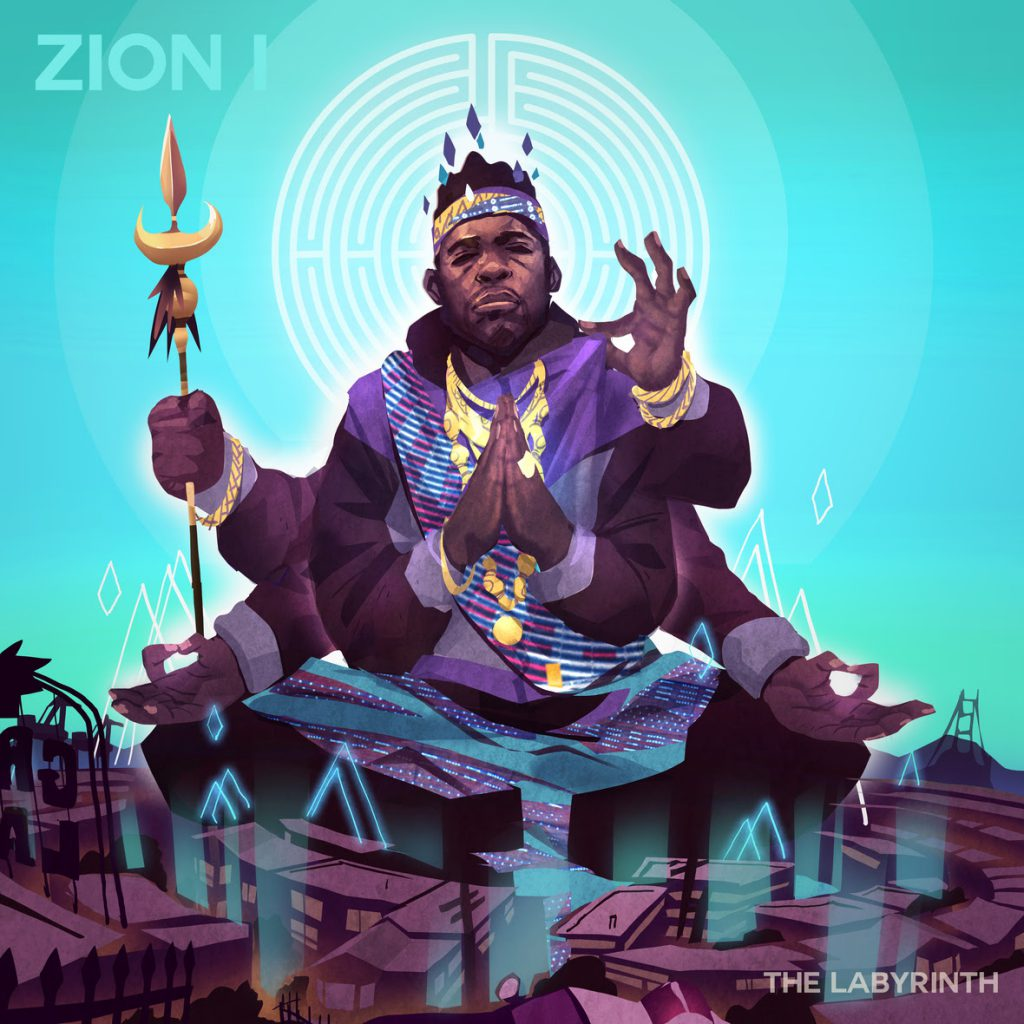 "Zion I Addresses Darker Side Of Life In ""Wings"""